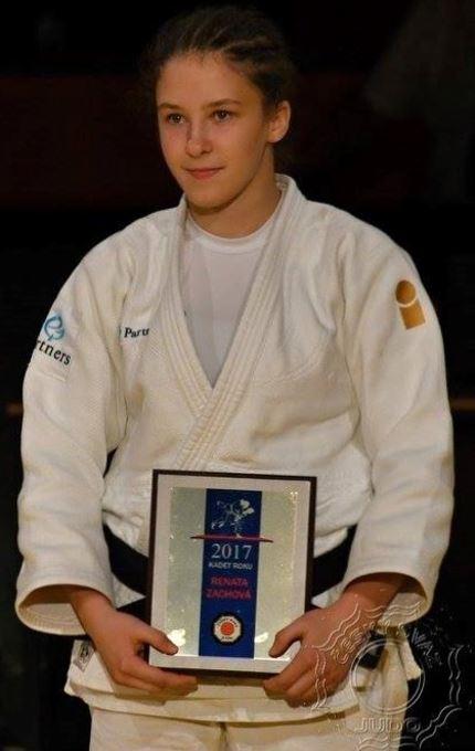 Výsledek obrázku pro renata zachová judo